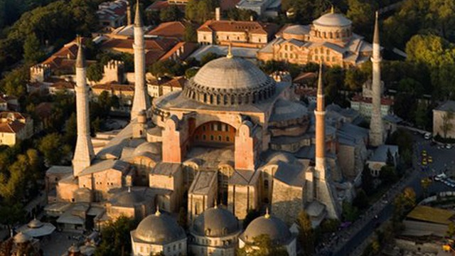 Hagia Sophia 500mt 7min Walking